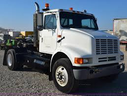 1993 International 8100 Winch Truck | Item E6154 | SOLD! Mar...