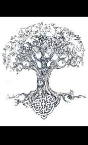 Trend Celtic Tree Of Life Tattoo Design 31 With Additional Arrow Designs