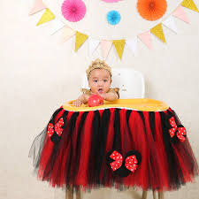 Amazon.com: TOAMO Black And Red High Chair Tutu Skirt, 1st Birthday ... Tutu Tulle Table Skirts High Chair Decor Baby Shower Decorations For Placing The Highchair Tu Skirt Youtube Amazoncom 1st Birthday Girls Skirt Babys Party Ivoiregion Chair 44 How To Make A Pink Romantic 276x138 Originals Group Gold For Just A Skip Away Girl 2019 Lovely
