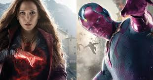 Avengers Infinity War Video Reveals Huge Vision Scarlet Witch Spoiler