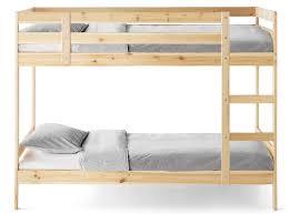 Mydal Bunk Bed by Bunk Beds Wooden U0026 Metal Bunk Beds For Kids Ikea