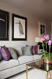Purple Walls In Living Room How To Use Stunning Looking Rooms On