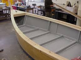 plywood skiffs downeast boat forum power skiff pinterest