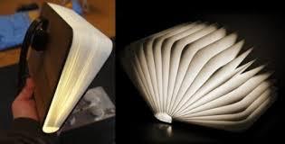 Lumio – Folding Book Lamp – Creative Stuffs
