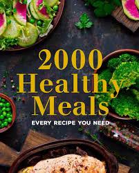 2000 Healthy Meals