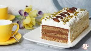 arabische torte torte mit trockenfrüchten eid torte