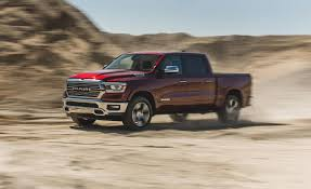 100 Dodge Commercial Trucks 2019 Ram 1500 Is The North American Truck Of The Year
