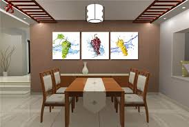 aliexpress com buy green purple yellow grapes paintings for
