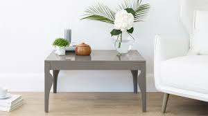Taupe Living Room Ideas Uk by Taupe Gloss Coffee Table Living Room Furniture Uk Delivery