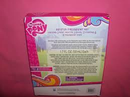 Finger Paint Bath Soap by My Little Pony Bathtub Fingerpaint Gift Set 8 Pc 4 Mess Soap