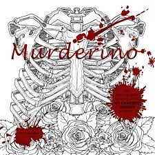 Amazon Murderino A Coloring Book For Fans Of The My Favorite Murder Podcast 9781546434979 Katy Morrison Books