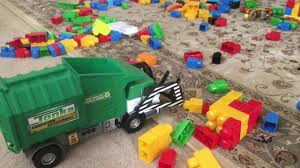 100 Garbage Truck Youtube Tonka Toy Green YouTube