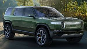 All-Electric Rivian Pickup And SUV Debut - Consumer Reports