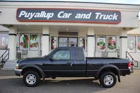 100 Atlantic Truck Sales Used 2000 Ford Ranger XLT In Puyallup WA Puyallup Car And