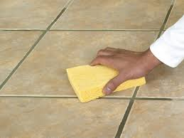 Regrouting Bathroom Tile Do It Yourself by How To Replace A Broken Floor Tile How Tos Diy
