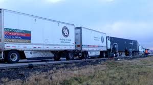 100 Old Dominion Truck 4 Transported To The Hospital After Multivehicle Crash On I15 In