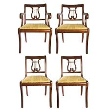 Lyre Back Chairs Antique by Dining Chairs Duncan Phyfe Lyre Back Dining Room Chairs Antique