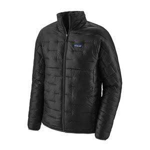 Patagonia Men's Micro Puff Jacket - Black - XL