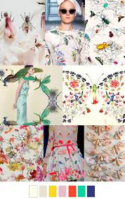 Collaborative Trend Forecasts Women S Spring 2017 Flower