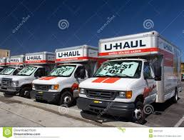 100 Renting A Uhaul Truck UHaul S Lined In Row Editorial Stock Image Image
