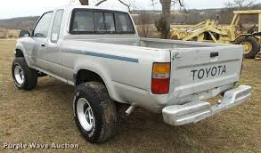 1989 Toyota DLX XtraCab Pickup Truck | Item DA2544 | SOLD! M... 1989 Toyota Pickup For Sale Classiccarscom Cc1075297 Sale Near Las Vegas Nevada 89119 Classics 89 Trucks Pinterest Trucks And Mickey Thompson Classic Ii Custom Suspension Lift 4in Auto Bodycollision Repaircar Paint In Fremthaywardunion City My Truck 22re Youtube For Sale Land Cusier Hj60 Hilux Cstruction Zone Photo Image Gallery Masonsdad09 Tacoma Xtracab Specs Photos Modification Parts Car Stkr7304 Augator Sacramento Ca Build Toyota Pickup American Racing 114 6in