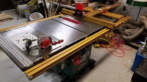 Grizzly 1023 Cabinet Saw by Table Saw Advice By Milford2339 Lumberjocks Com Woodworking