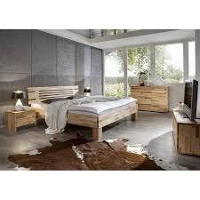 dico holzbett bett massiv buche geölt 140 x 200 cm schlafzimmer