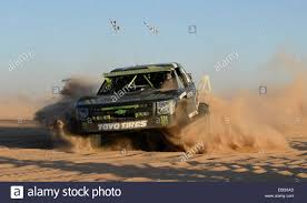 BJ Baldwin Hits The Sand Drags With The Monster Trophy Truck ...