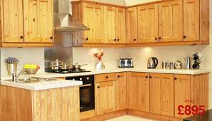 Elegant Yellow Pine Kitchen Cabinets 13 In Decoration Ideas With