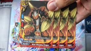 buddyfight trial deck 5 future card buddyfight trial deck 03 dragonic opening