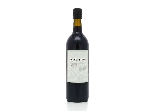 Leese Fitch Cabernet 2013
