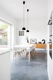 Best Floor For Kitchen And Living Room by Best 25 Concrete Kitchen Floor Ideas On Pinterest Concrete