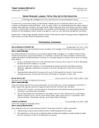 Assistant Store Manager Resume Elegant Sample For Real Estate Agent And Site Selection