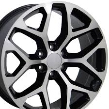 100 20 Inch Truck Rims OE Wheels Fits Chevy Silverado Tahoe GMC Sierra Yukon