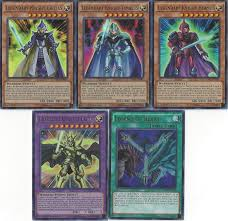 Yugioh Monarch Structure Deck Ebay by Other Mtg Items 218 Yugioh Complete Kozmo Deck 40 Cards 9 Xyz
