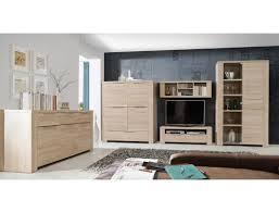 wohnzimmer calvin 50 eiche sonoma 5 teilig wohnwand medienwand sideboard expendio