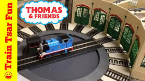 thomas at tidmouth sheds testing ho scale bachmann motorized