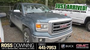 Used GMC Trucks For Sale In Hammond, Louisiana | Used GMC Truck ...