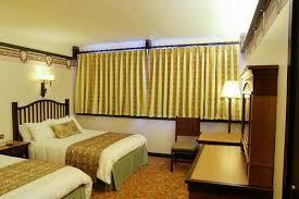 chambre standard sequoia lodge nouvelle décoration pour les chambres du disney s sequoia lodge