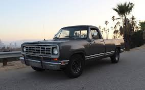 100 1973 Dodge Truck BangShiftcom EBay Find The Rollsmokey D200 Is Up For