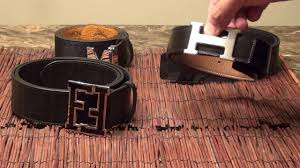 Which is better 4 Designer Belt Quality parison Hermes H