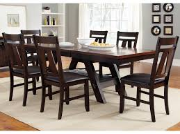 Liberty Furniture Lawson 116-CD-7RLS 7 Piece Rectangular Trestle ... Amazoncom Ashley Fniture Signature Design Mallenton East West Avat7blkw 7piece Ding Table Set Hanover Monaco 7 Pc Two Swivel Chairs Four Garden Oasis Harrison Pc Textured Glasstop Small Kitchen And Strikingly Ideas Costway Patio Piece Steel Belham Living Bella All Weather Wicker Athens Reviews Joss Main 7pc Outdoor I Buy Now Free Shipping Winchester And Slatback Ruby Kidkraft Heart Kids Chair Wayfair