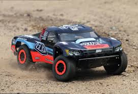 100 Losi Trucks S TENSCTE RTR Troy Lee Designed Short Course Truck RC Driver