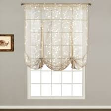 brown sheers curtains drapes window treatments home decor