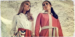 1970s Fashion Women Girls