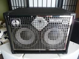 2x10 Bass Cabinet Plans by Pre Fender Swr Goliath Jr Iii 2x10 Bass Speaker Cabinet Reverb