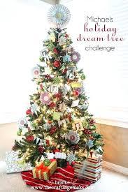 Michaels Xmas Trees Holiday Dream Tree Challenge Reveal Handmade Christmas Pencil