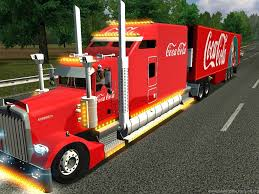 Coca Cola Truck + Trailer » Modders.eu – Mods For Euro Truck ...