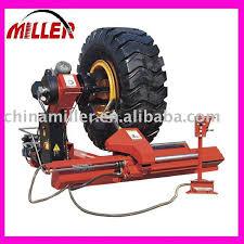 100 Truck Tire Changer 2300mm Application