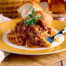 Ground Beef Recipes All In One Spaghetti